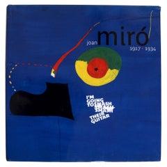 Joan Miró I'm Going to Smash Their Guitar by Agnes De La Beaumelle