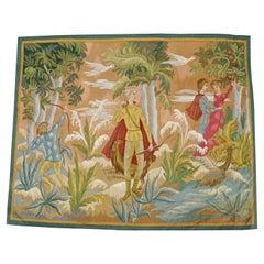 Belgian Figural Tapestry