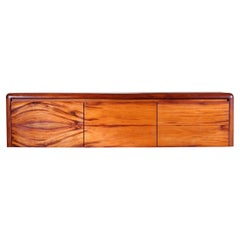 Hanging Cabinet with Rounded Corners, Reclaimed Wood, by P. Tendercool