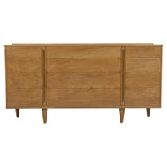 Edward Wormley for Dunbar Triple Dresser in Mahogany Wood