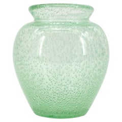 Daum Nancy French Art Deco Vase, 1930s