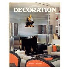 Decoration Tradition et Renouveau by Claude Fregnac, Rare First Edition