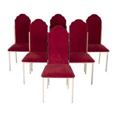 Maison Jansen Dining Chairs