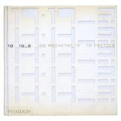 2 100 Architects 10 Critics