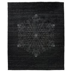 Verahedra Hand Knotted Rug in Wool