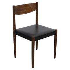 Danish Modern Poul Volther for Frem Røjle Teak Dining Chair