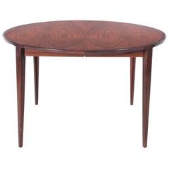 Mid-Century Modern Dining Table by Rosengren Hansen for Brande Møbelindustri