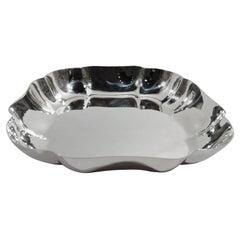 American Mid-Century Modern Sterling Silver Bowl