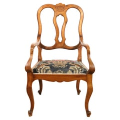 Louis XVI Style Vintage Dining or Occasional Chair