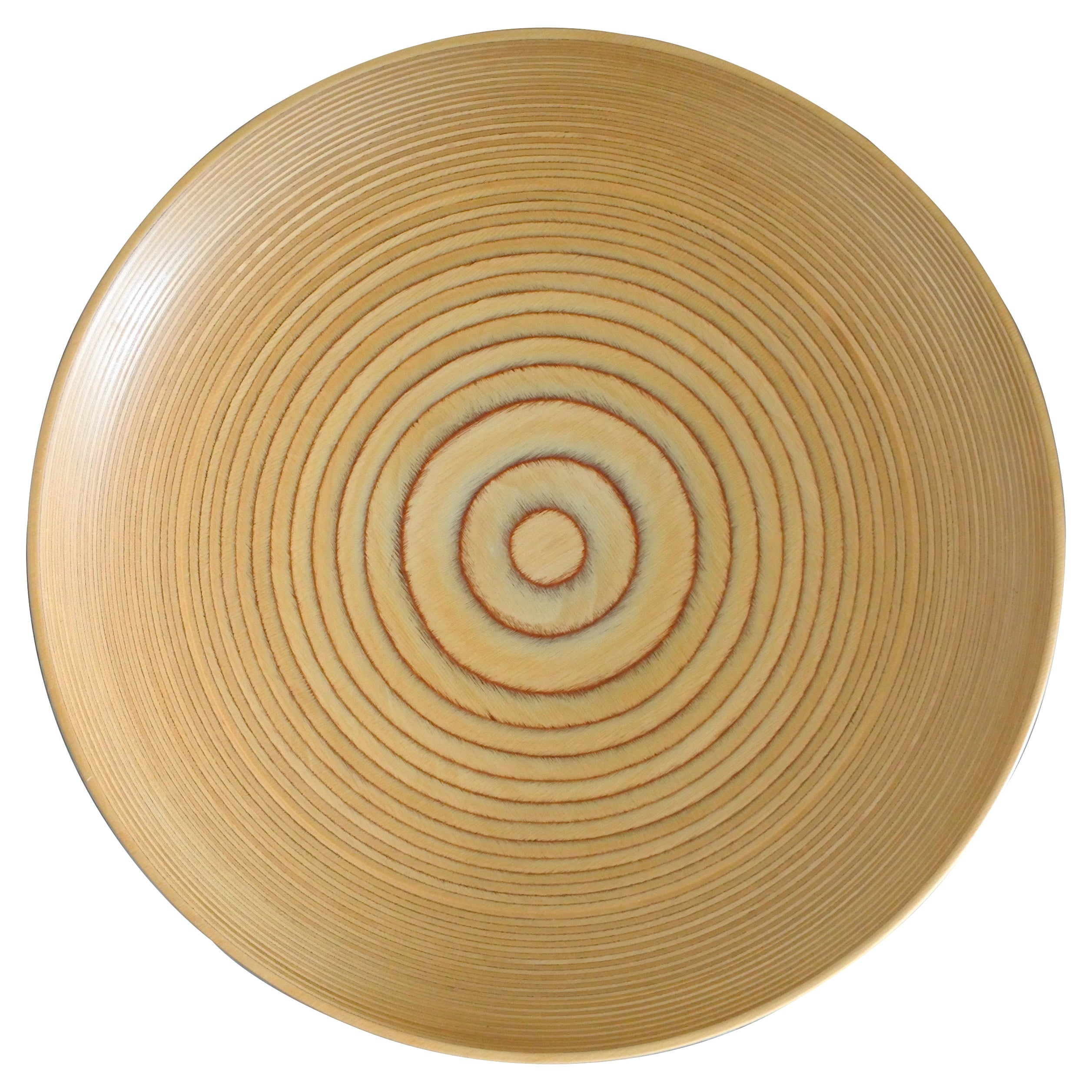 XL Birch Plywood Tray by Saarinen, Finland