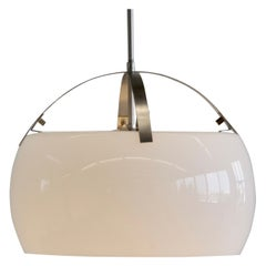 Omega Hanging Lamp by Vico Magistretti, 1962