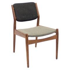 Arne Vodder & Anton Borg, Teak Side Chair for Sibast, 1950s