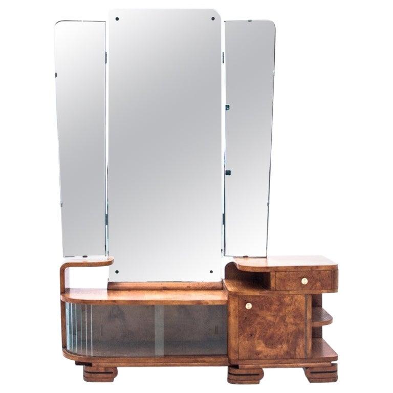 Art Deco Dressing Table Vanity