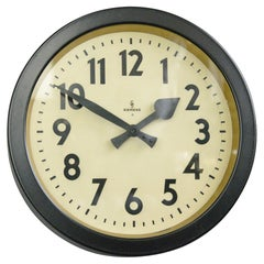 Siemens Wall Clock, Circa 1930s