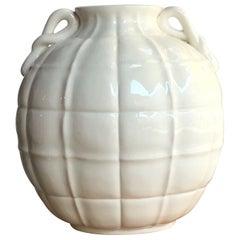 Gio' Ponti Vase Ceramic 1929 Italy
