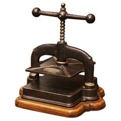 Mid-19th Century Desk Accessories