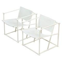 Cubic Chairs by Radboud Van Beekum for Pastoe, 1980s