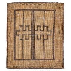 Vintage African Tuareg Mat