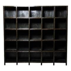 Chinese Bookshelf