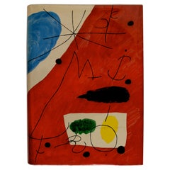 Joan Miro Life and Work by Jacques Dupin, 1st Ed