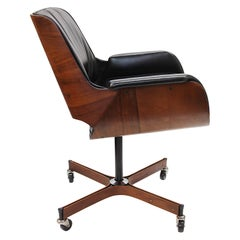 Mid Century Mr. Chair Executive Desk Chair by George Mulhauser for Plycraft