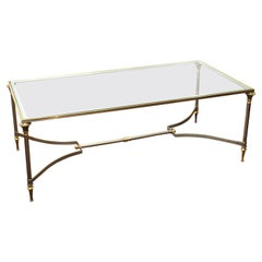 French Neoclassical Style Maison Jansen Coffee Table