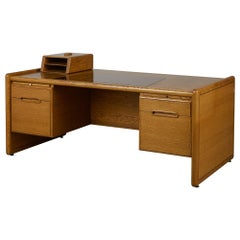 Executive Desk by Maurice Bailey for Monteverdi Young