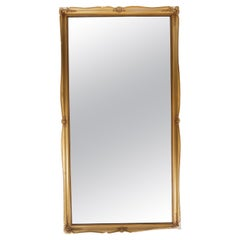 Mirror with Gilded Frame, 1960s