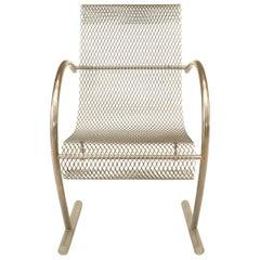 Shiro Kuramata Wire Mesh Arm Chair