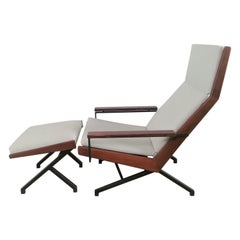 """Rob Parry """"Lotus"""" Lounge Chair for Gelderland, 1950's"""