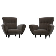 1940's Art Deco Italian Chairs