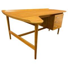 Very Rare BO85 Desk by Arne Vodder