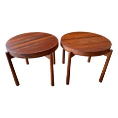 Pair of Danish Modern Jens Quistgaard Tray Tables