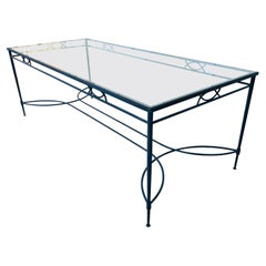 Amalfi Outdoor Dining Table by Janus et Cie