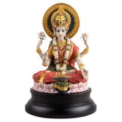 Goddess Lakshmi Sculpture, Limited Edition