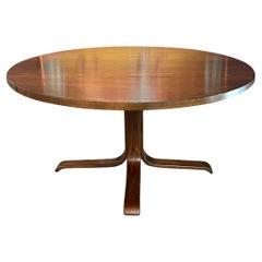 Göte Möbler Nässjö Swedish Brentwood Table