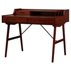 Arne Wahl Iversen Rosewood Model 64 Desk