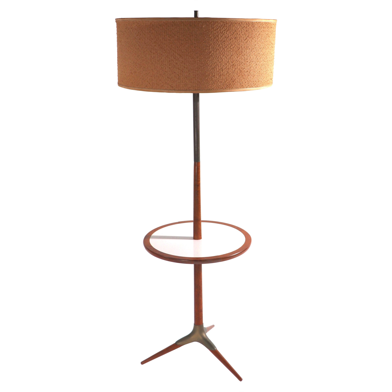 Tony Paul Floor Table Lamp