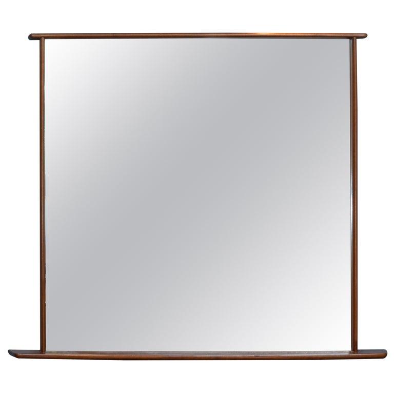 George Nakashima Origins Wall Mirror For Sale