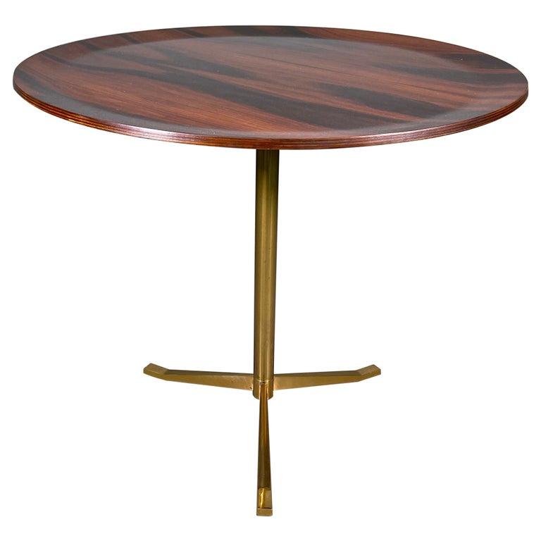 Rare Osvaldo Borsani Coffee Side Table Atelier Borsani Varedo Production For Sale