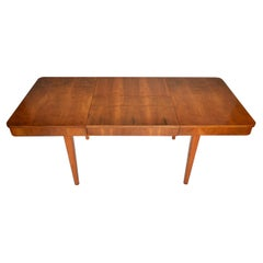 Art Deco Extendable Dining Table Designed by Jindřich Halabala, 1950s