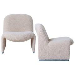 Bouclé Chairs