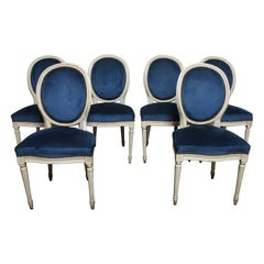 Early 20th Century French Dining Chairs