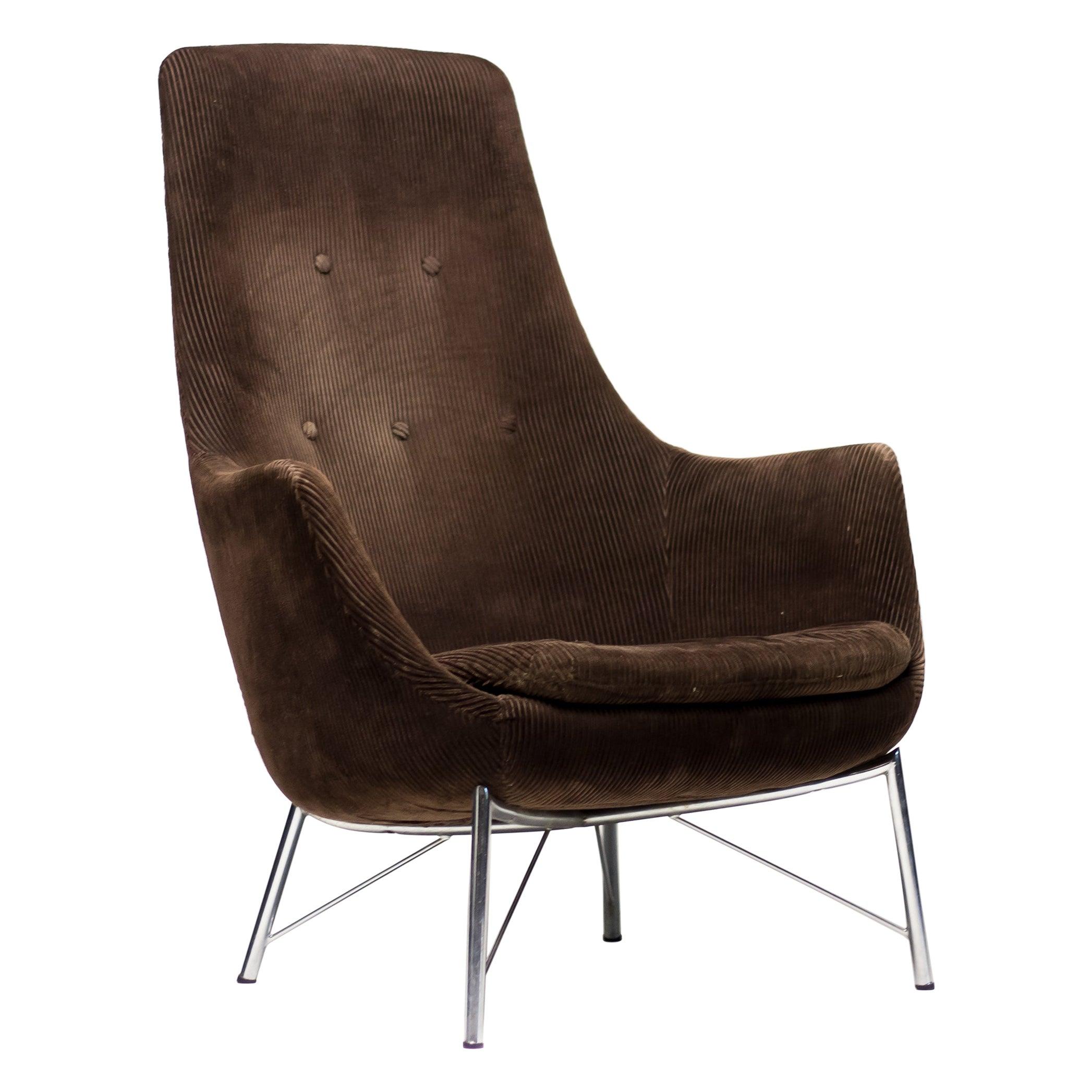Pastoe FM31 Lounge Chair by Karl Ekselius