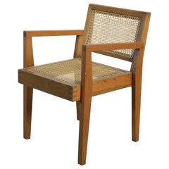 Pierre Jeanneret PJ-SI-20-A Chairs 1955-1960 / Authentic Mid-Century Modern