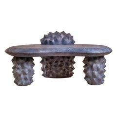 Sougi Table Basse by Atelier Carlès Demarquet
