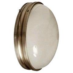 """Applique Wall Lamp, """"Sigma Grande"""" Model Design Sergio Mazza for Artemide, 1960s"""
