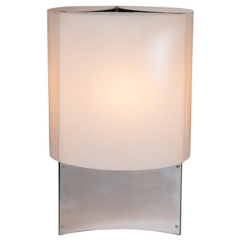 1960s Massimo Vignelli Model 526/g Table or Floor Lamp for Arteluce For Sale