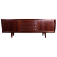 Rosewood Cabinet by H.P. Hansen