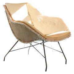 Carlo Hauner and Martin Eisler for Forma Lounge Chair, 1950's